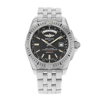 Breitling Galactic A45320B9/BD42-375A Steel Automatic Men's Watch