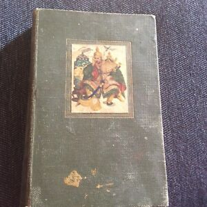 Antique Book, Andersen's Fairy Tales Illustrated by Arthur Szyk