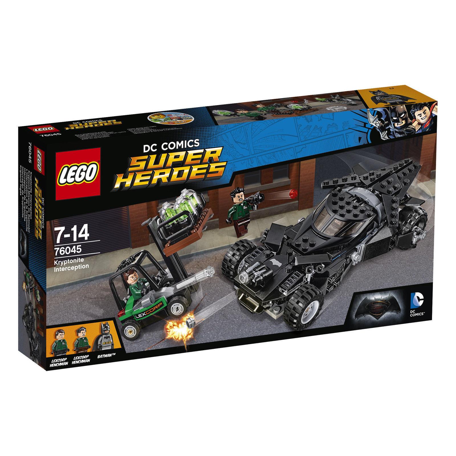 Bat-Dünenbuggy LEGO® The Batman Movie 70918 Brandneu versiegelt