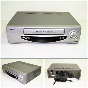 TEAC MV-3090 PAL NTSC VHS VCR Tape Player Melville Melville Area Preview