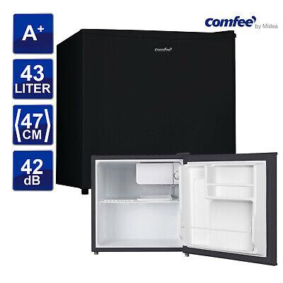 Kühlschrank schwarz comfee KB5047 bl Mini  KÜHLBOX MIT EISFACH EEK: A+ 43 L Kühlschrank-schrank
