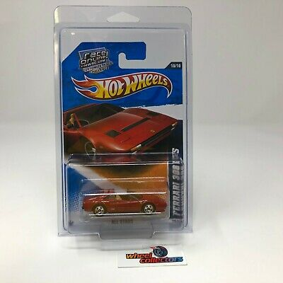 Ferrari 308 GTS #128 * RED * 2010 Hot Wheels * ZC22