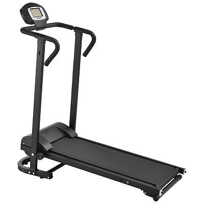 [in.tec] Cinta de correr mecánica con pantalla LCD plegable fitness en casa