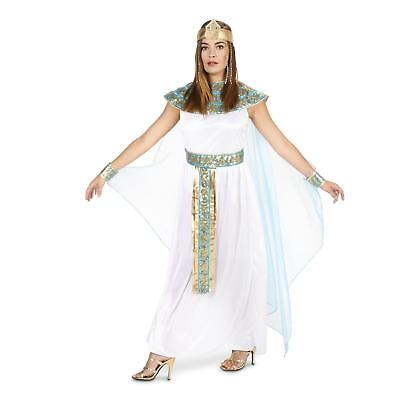 New Cleopatra Adult Halloween Cosplay Costume Size Small  - Cleopatra Adult Halloween Costume