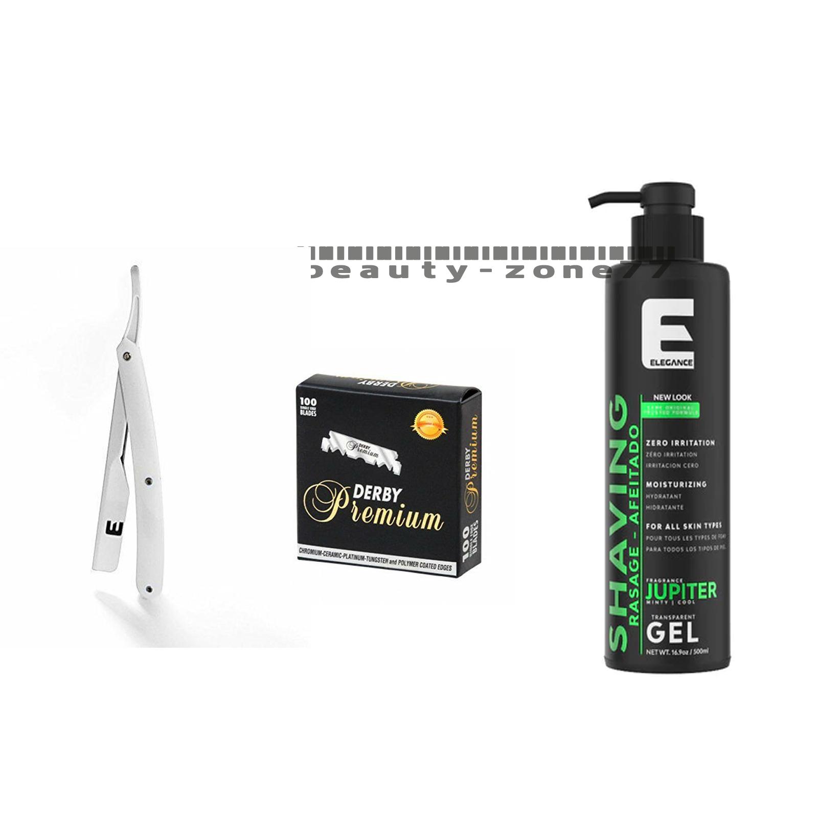 Elegance Plus Shaving Gel Jupiter 500 ML