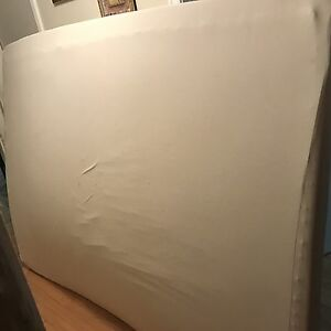 Foam mattress-queen size