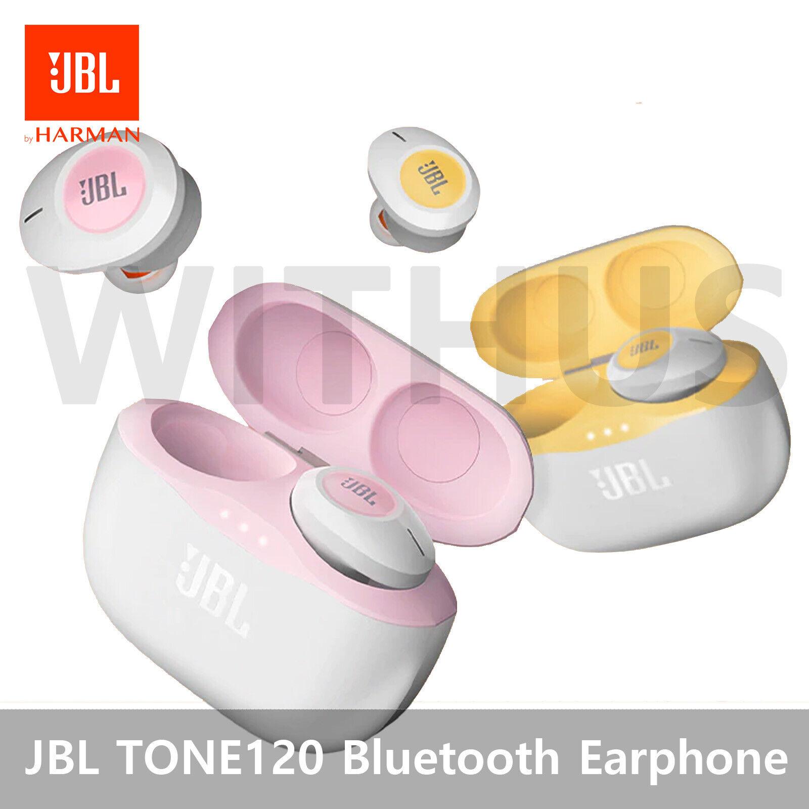 Jbl Tune 120tws Wireless Bluetooth Earphone In Ear Headphone 4 Color Tune120 Ebay