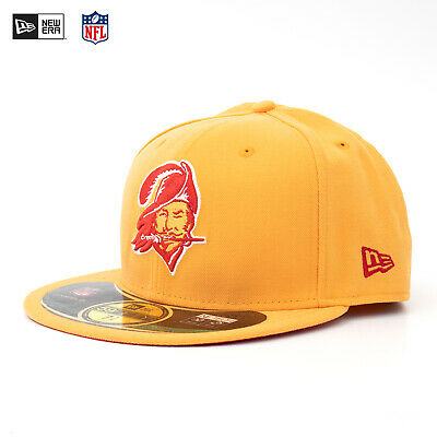 NEW ERA 59Fifty Fitted Cap NFL Tampa Bay Buccaneers On-Field 12 Altes Logo Rar