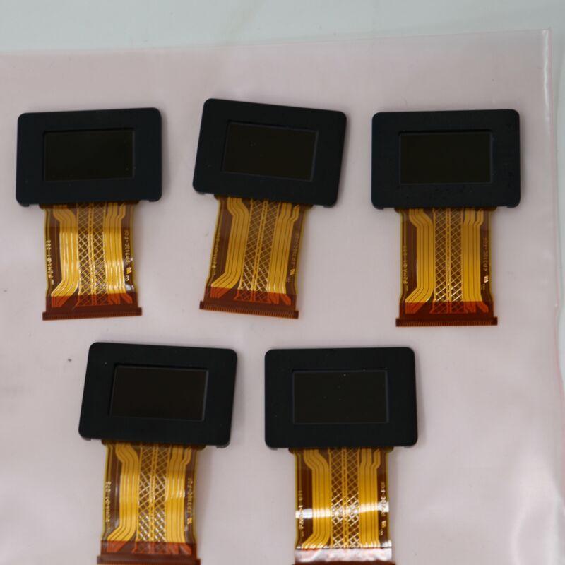 Lot of (5) High End Sony ECX335B HD OLED Microdisplays for AR/VR