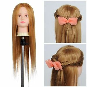 Hair Style Training : ... -Cosmetology-Hair-Hairdressing-Training-Head-Mannequin-Clamp-Holder