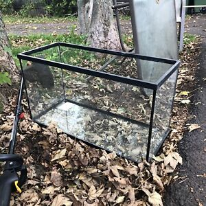 Fish tank or terrarium for sale