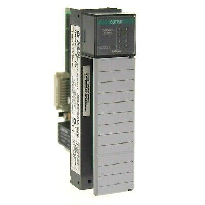 Allen Bradley 1746-no8i A Slc 500 Analog Output Module