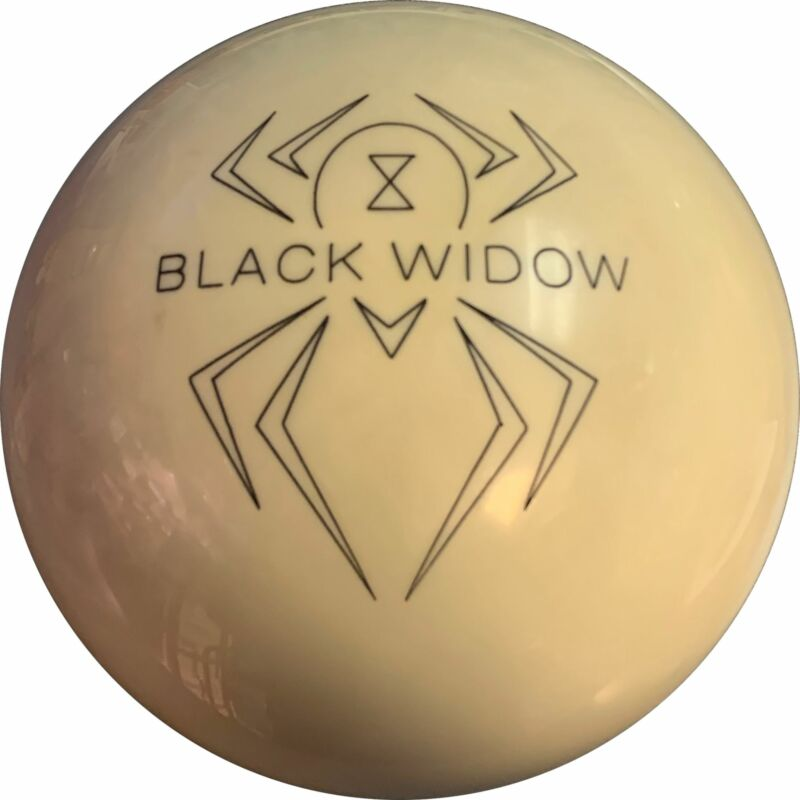 Hammer Black Widow Ghost 16 lbs NIB Bowling Ball! Free Shipping! Undrilled!