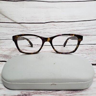Warby Parker Eyeglasses Fame Sims 252 Tortoise Sunglasses 49-17-140 (Warby Parker Prescription Sunglasses)