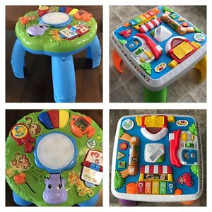 Toddler Activity Play Tables