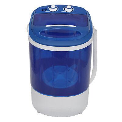 ECO Compact Mini Washing Machine 9lbs Portable Single Tub Washer Space Saving