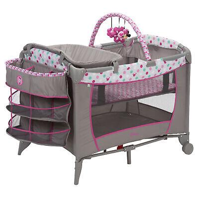 Disney Baby Sweet Wonder Play Yard with Newborn Bassinet