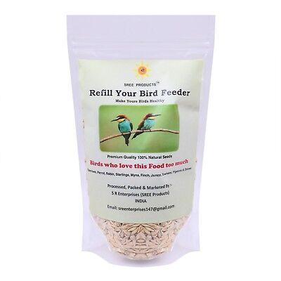 SREE PRODUCT- Raw Barley Seed (Jau) Bird Foods-Premium Quality-Wt. 400g