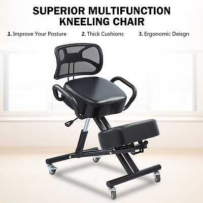 Kneeling Chair Ergonomic Office Chair Adjustable Posture-improving Desk Chair
