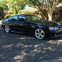 2005 BA MKII XR6 TURBO !!! Lake Illawarra Shellharbour Area Preview