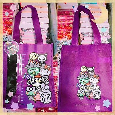 Sanrio Hello Kitty Halloween Bag Trick or Treat Non Woven Tote Candy Gauge ](Hello Halloween)