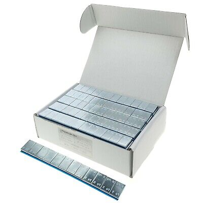 Kleberiegel Auswuchtgewichte Abrisskante 12x5g 50 Stück Alufelgen Klebegewichte