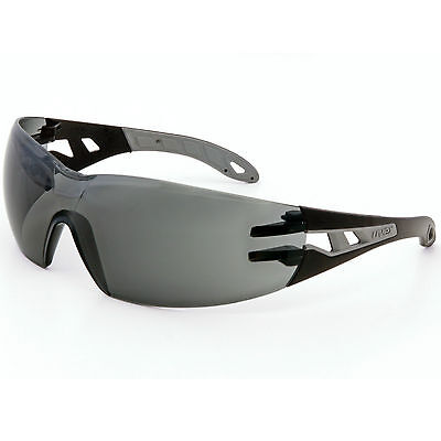 098b51fb4a UVEX PHEOS Smoked Lens Safety Glasses   Sunglasses sora tiagra sram dura  105 MTB