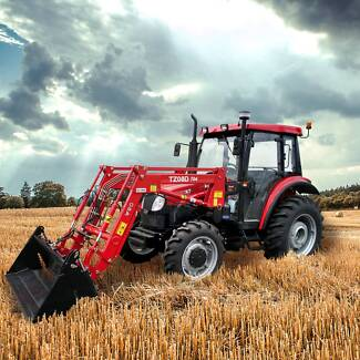 YTO X704 - 4WD Tractor - NEW - Finance/Rent-to-Own $250pw*