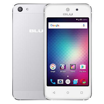 BLU Vivo 5 Mini Unlocked GSM 4'' Display Quad-Core Dual-SIM