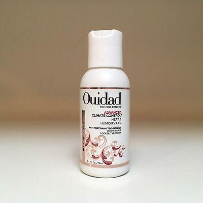 Ouidad Advanced Climate Control Heat   Humidity Gel   2 5 Oz 75 Ml    New Fresh