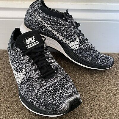 Nike Flyknit Racer Trainers Ladies Womens UK Size 5