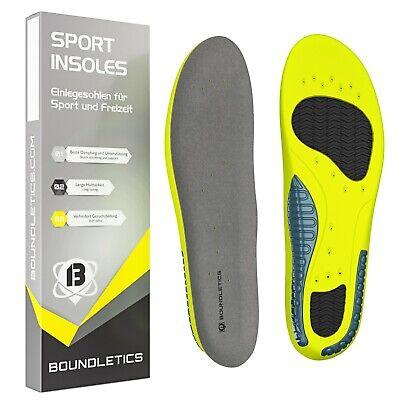 Boundletics Einlegesohlen für Sportschuhe & Arbeitsschuhe -