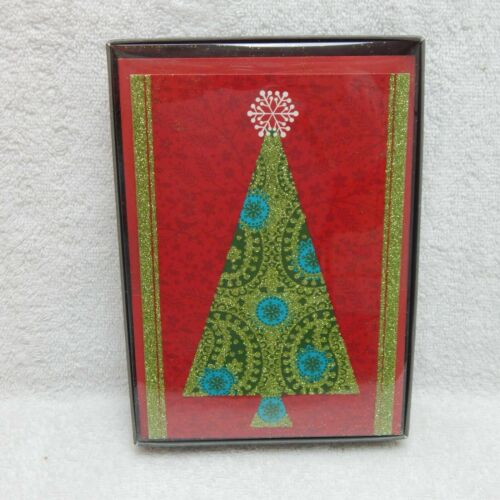 HALLMARK 16 CHRISTMAS CARDS WITH ENVELOPES NEW