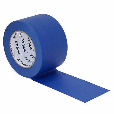 Painters Tape Masking Blue 1 Roll Of 3 X 60 Yards 72mm X 55m Stikk