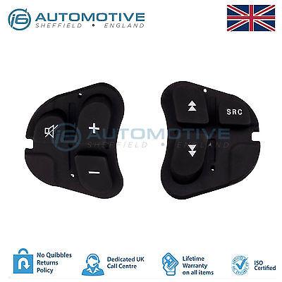 Alfa Romeo 147 156 166 GT Multi Function Steering Wheel Audio Rubber Buttons
