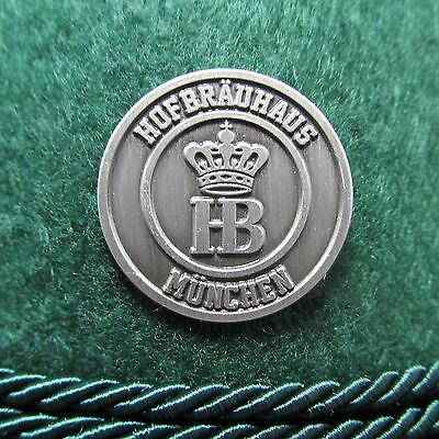 HOFBRAUHAUS HB Muenchen Oktoberfest Hat Pin