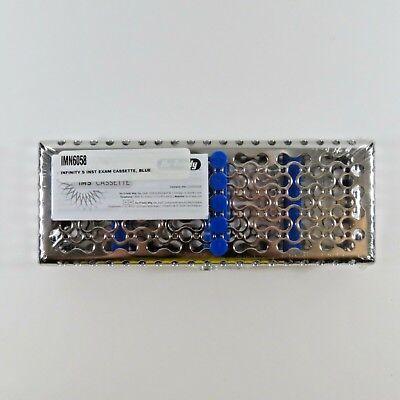 Small Infinity Series 5 Instrument Exam Cassette Blue Imn6058 Hu Friedy