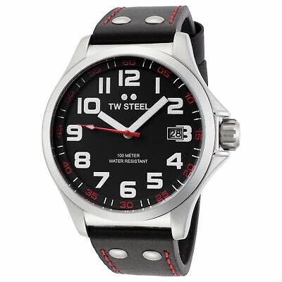 NEW TW Steel Pilot Men's Quartz Watch - TW410