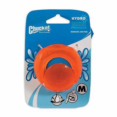Chuckit Hydrosqueeze 6.5cm Wasser Releasing Ball Spielzeug Hält Hund Cool (Cool Hund Spielzeug)