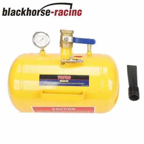 Owner 5 Gallon Air Tire Bead Seater Blaster Tool Seating Inflator For Truck ATV 145PSI