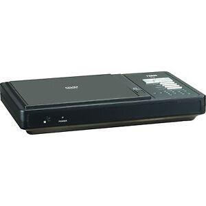 slim portable dvd player ac dc 12v 12 volt car truck rv