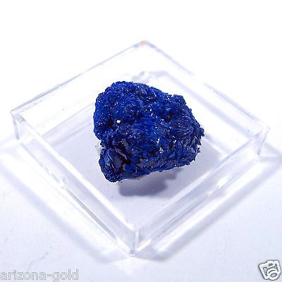 Azurite Floater Nodule Display Specimen Natural Sparkling Blue Stone Random Pick