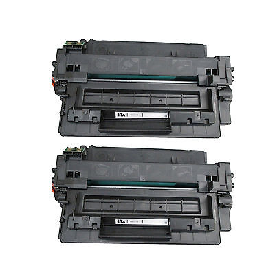 2PK Q6511A 11A High Yield Toner Cartridge For HP LaserJet 2420 2430 Series 2420 2430 Series High Yield