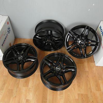 17 Zoll Alu Felgen BORBET XR Black Mercedes E-Klasse W213 W212 A207 C207 S212