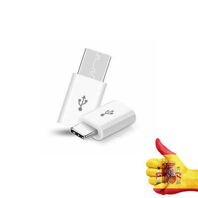 OTG Adaptador tipo-C USB-C a Micro USB OTG Cable Thunderbolt 3 xiaomi...