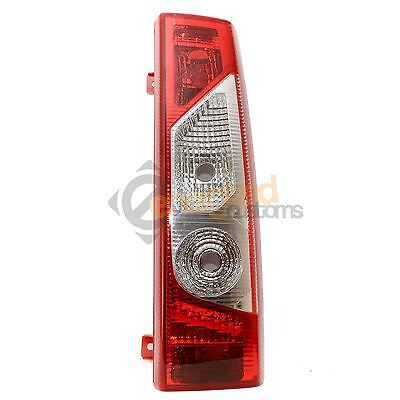 PEUGEOT EXPERT 2007-> REAR TAIL LIGHT DRIVERS SIDE O/S