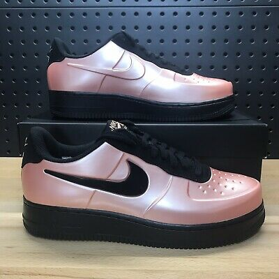 154a99720e1f2 Nike Mens Air Force 1 Foamposite Pro Cup Coral Stardust Shoe AJ3664 600  Size 10 Clothing