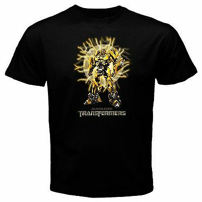 Transformers Bumble Bee Tshirt black Basic - Bumble Bee Tshirt