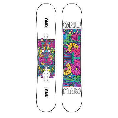 как выглядит GNU B Nice Womens Snowboard 2021 фото