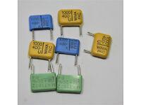 NOS 0.022 µF // 1000 VDC 18x Wima MKS Kondensator Tube Amp Capacitors